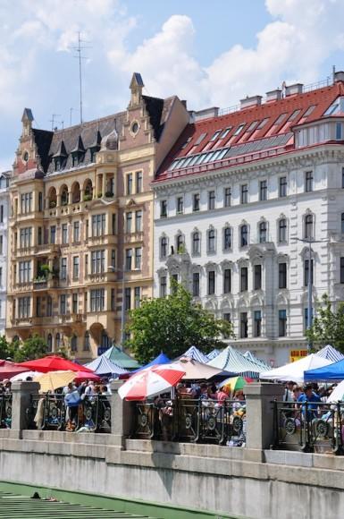 Wiener Naschmarkt, Foto: Marco  Verch