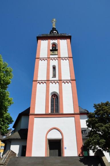 Nikolaikirche in Siegen