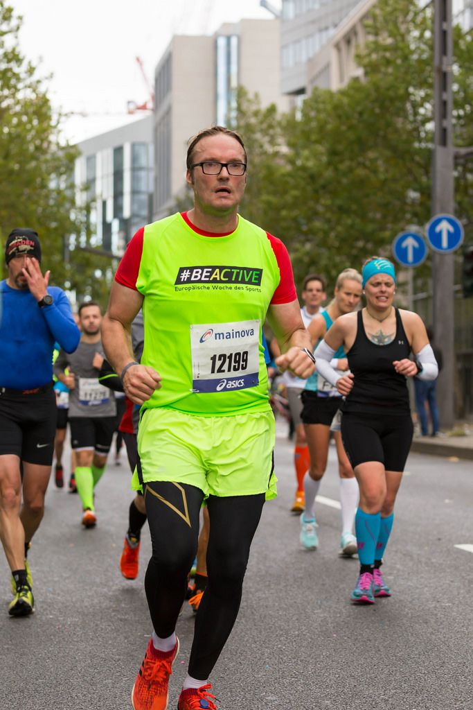 #BEACTIVE - Frankfurt Marathon 2017