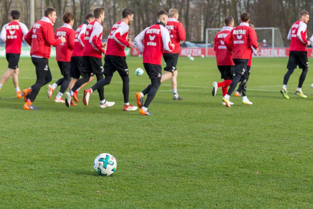 1. FC Köln Training - wie motiviert ist die Mannschaft nach dem Abstiegskampf?