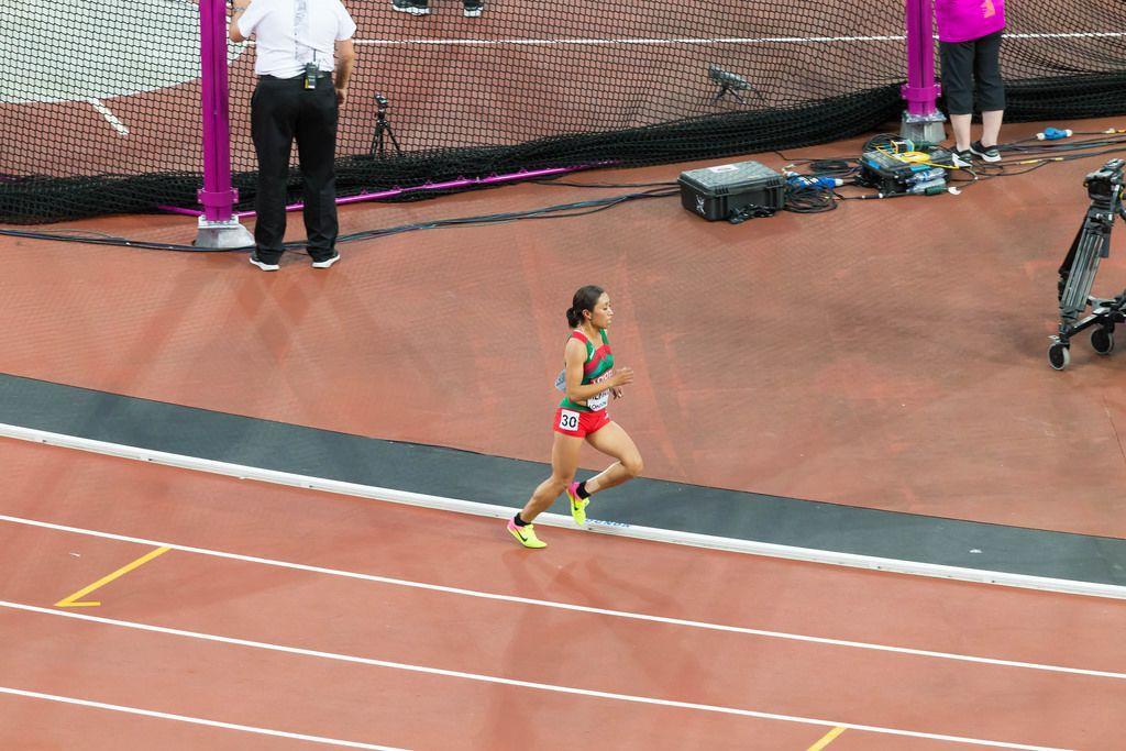 10.000-Meter-Läuferinnen bei den  IAAF Leichtathletik-Weltmeisterschaften 2017 in London