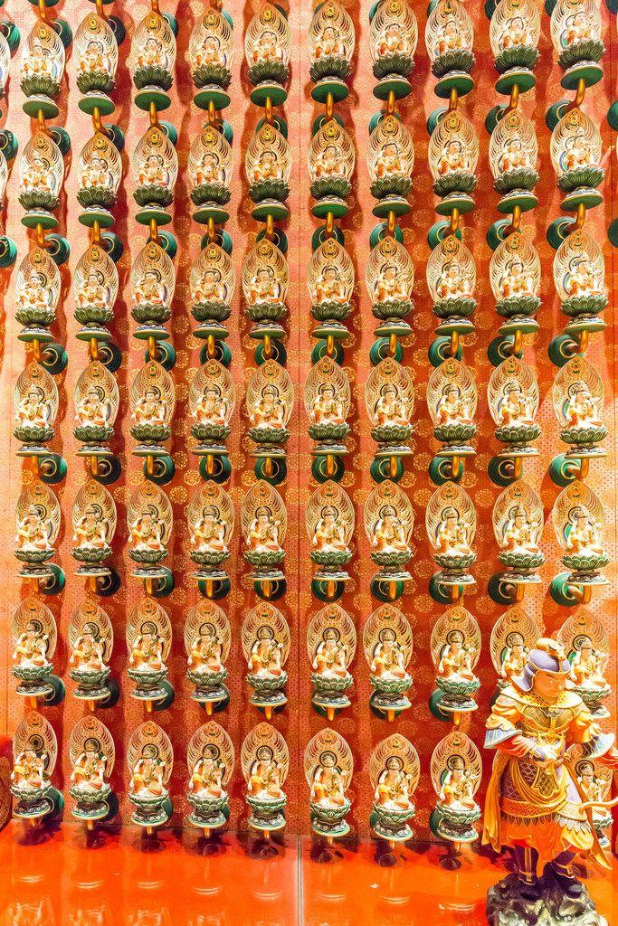 1000 Buddas