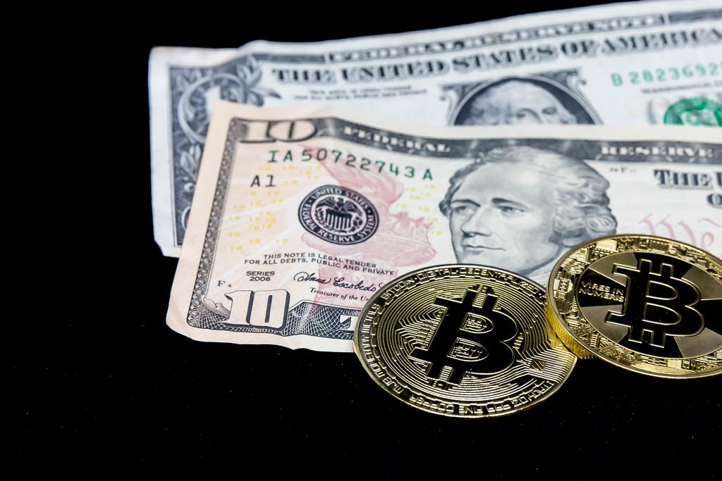 11 USD and 2 BTC