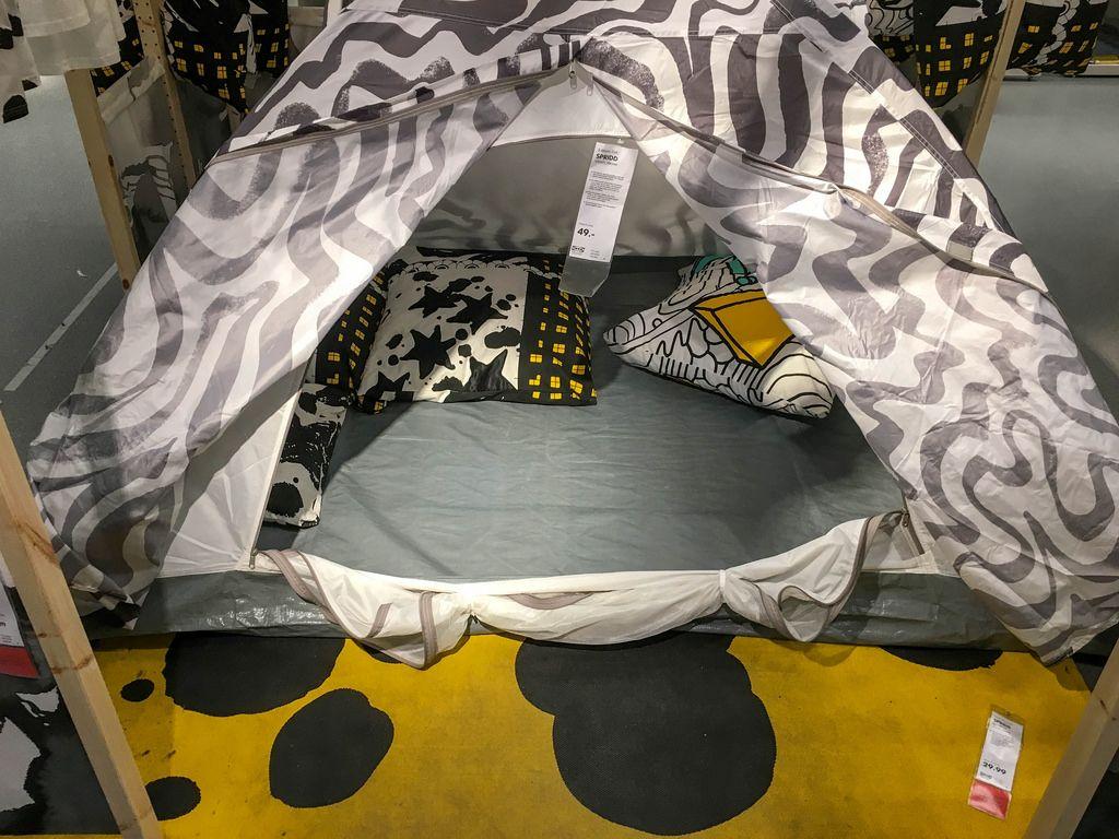 2-Mann-Zelt