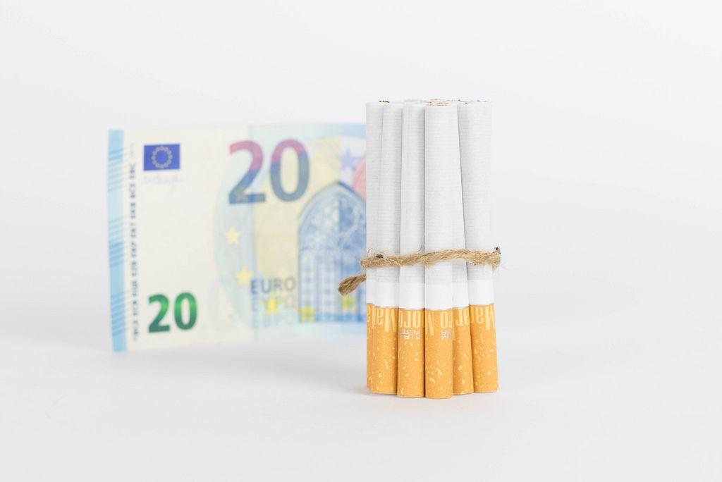 20 euros per pack