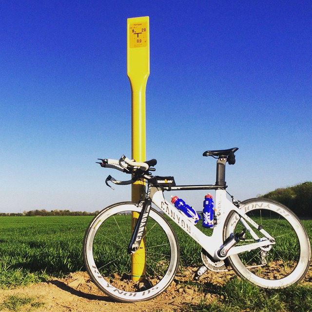 33 days until IM 70.3 Kraichgau. Just having a break. #triathlon #im703 #notrunningsucks #fatiguefracture #canyon #sports #happy #sun #ironman #running #picoftheday #bike #motivated #triathlon #swimming #cycling #ironman703 #swimbikerun #trilife #trichall