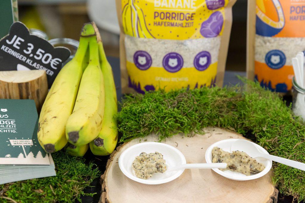 3Bears Porridge mit Banane