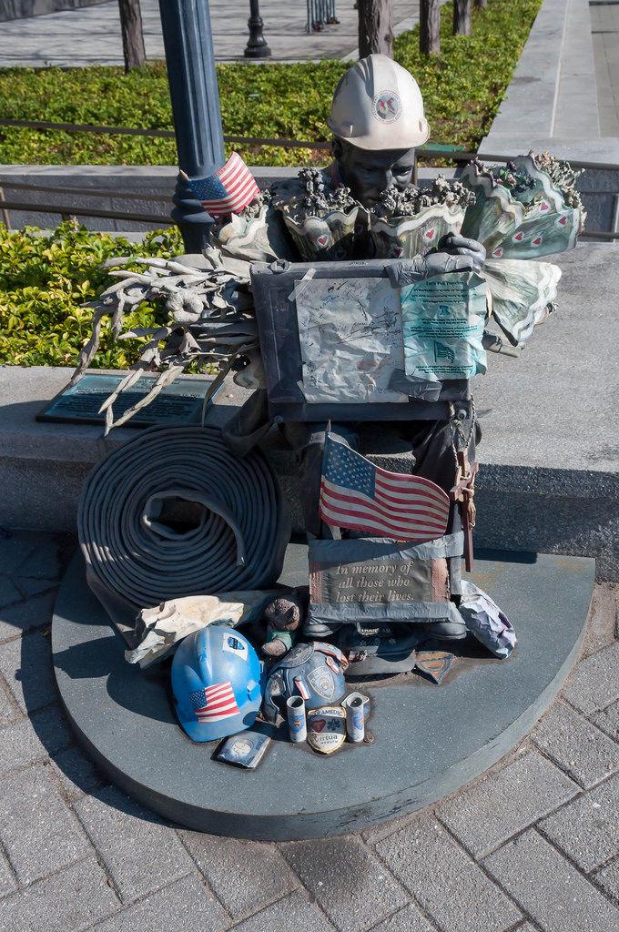 9/11 Memorial in Jersey City