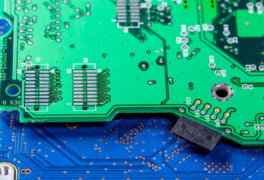 A set of computer circuits