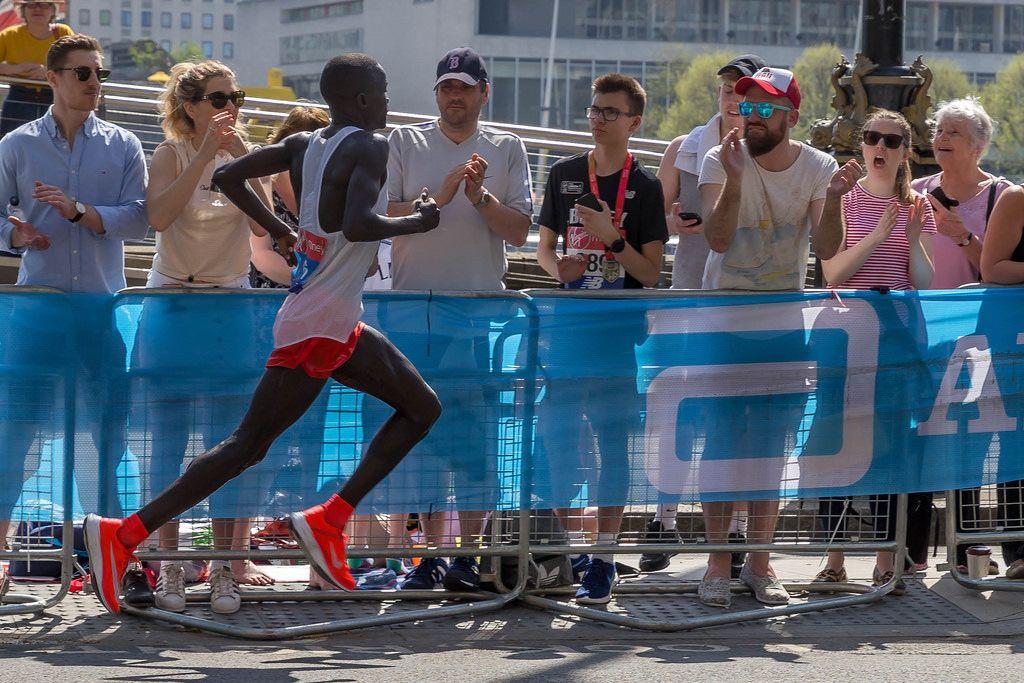Abel KIRUI - London Marathon 2018