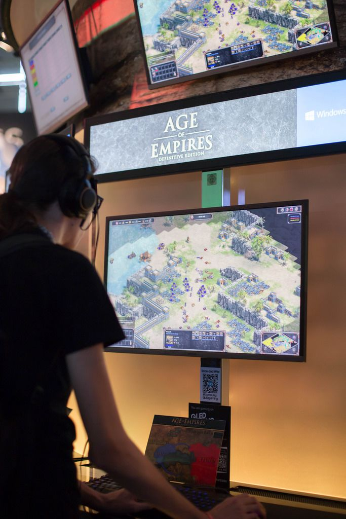 Age of Empires bei der Gamescom 2017