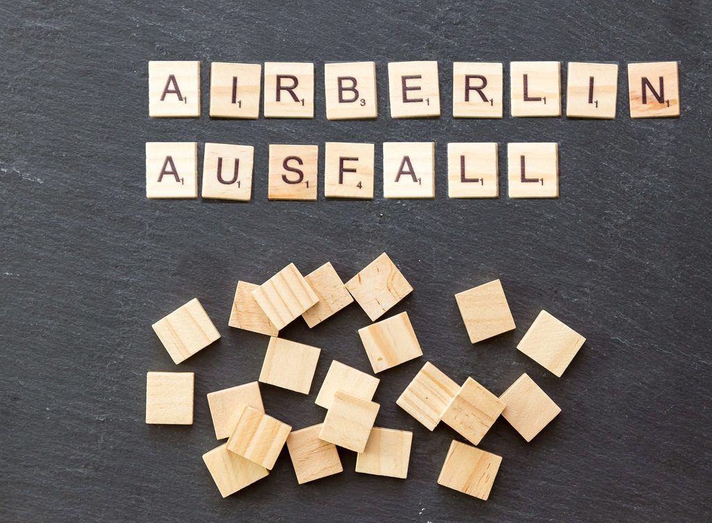 Airberlin Ausfälle