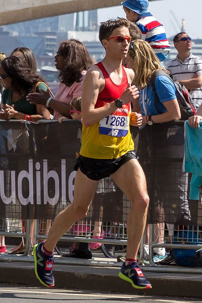 Alex Milne - London Marathon 2018