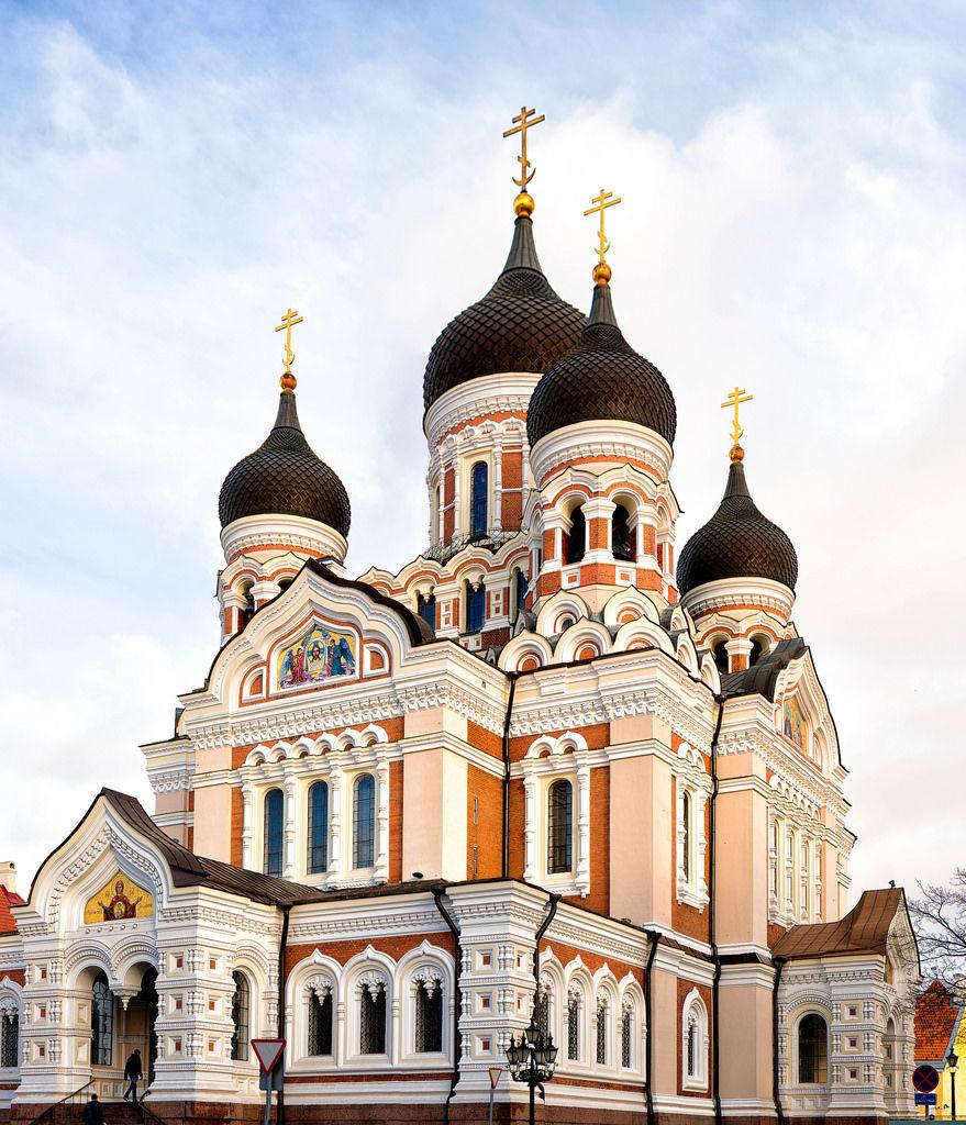 Alexander Nevsky Cathedral / Alexander Nevsky Dom