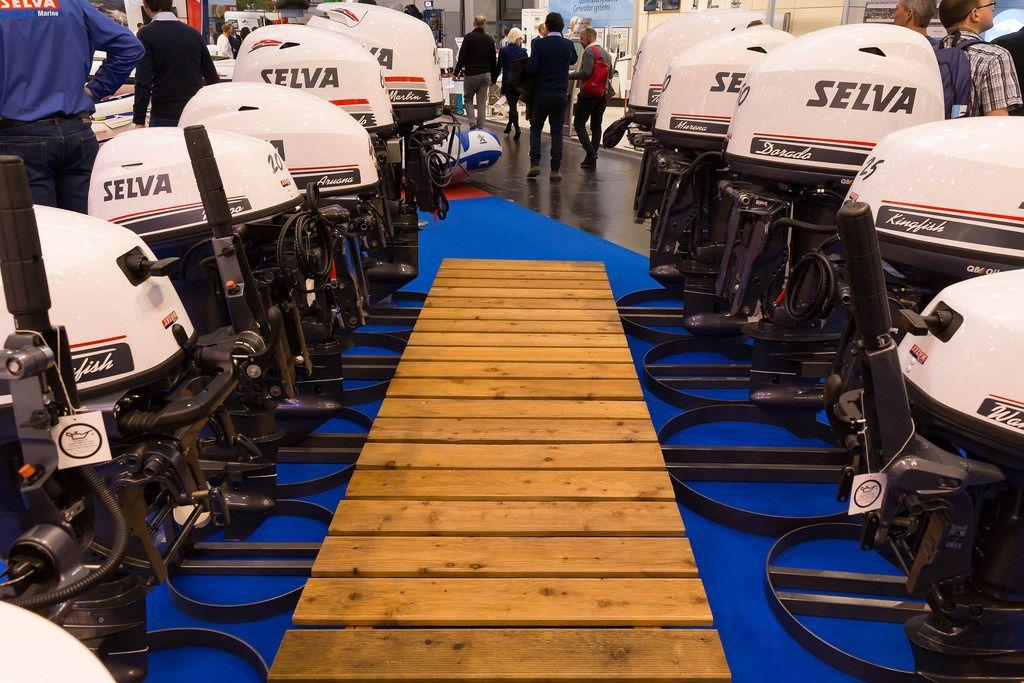 Alpa Selva Bootsmotoren