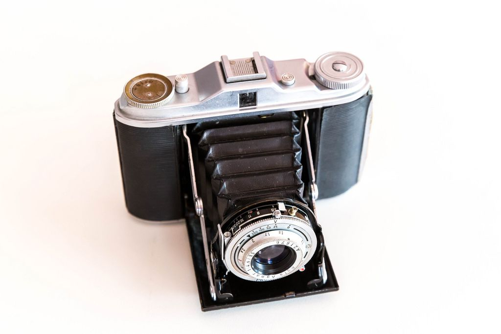 Alte AGFA-Kamera
