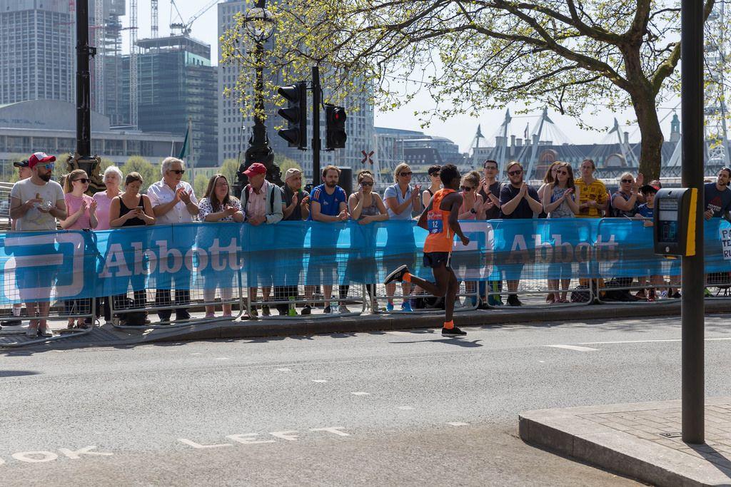 Amanuel MESEL - London Marathon 2018