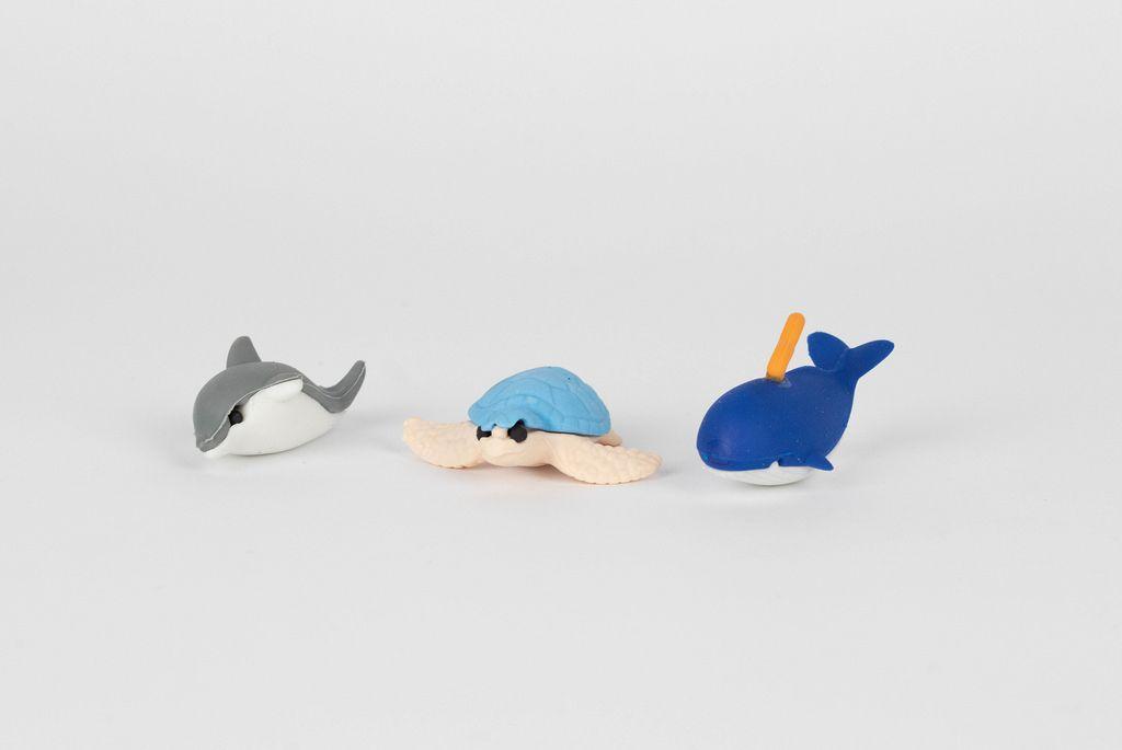 Animal bath toys