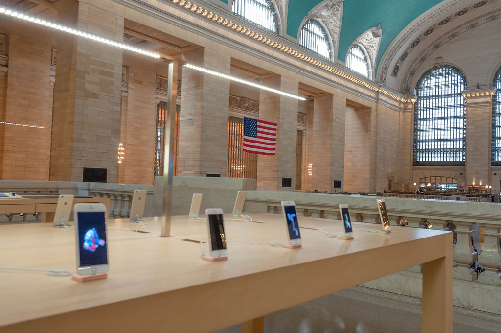 Apple Store at Grand Central Terminal