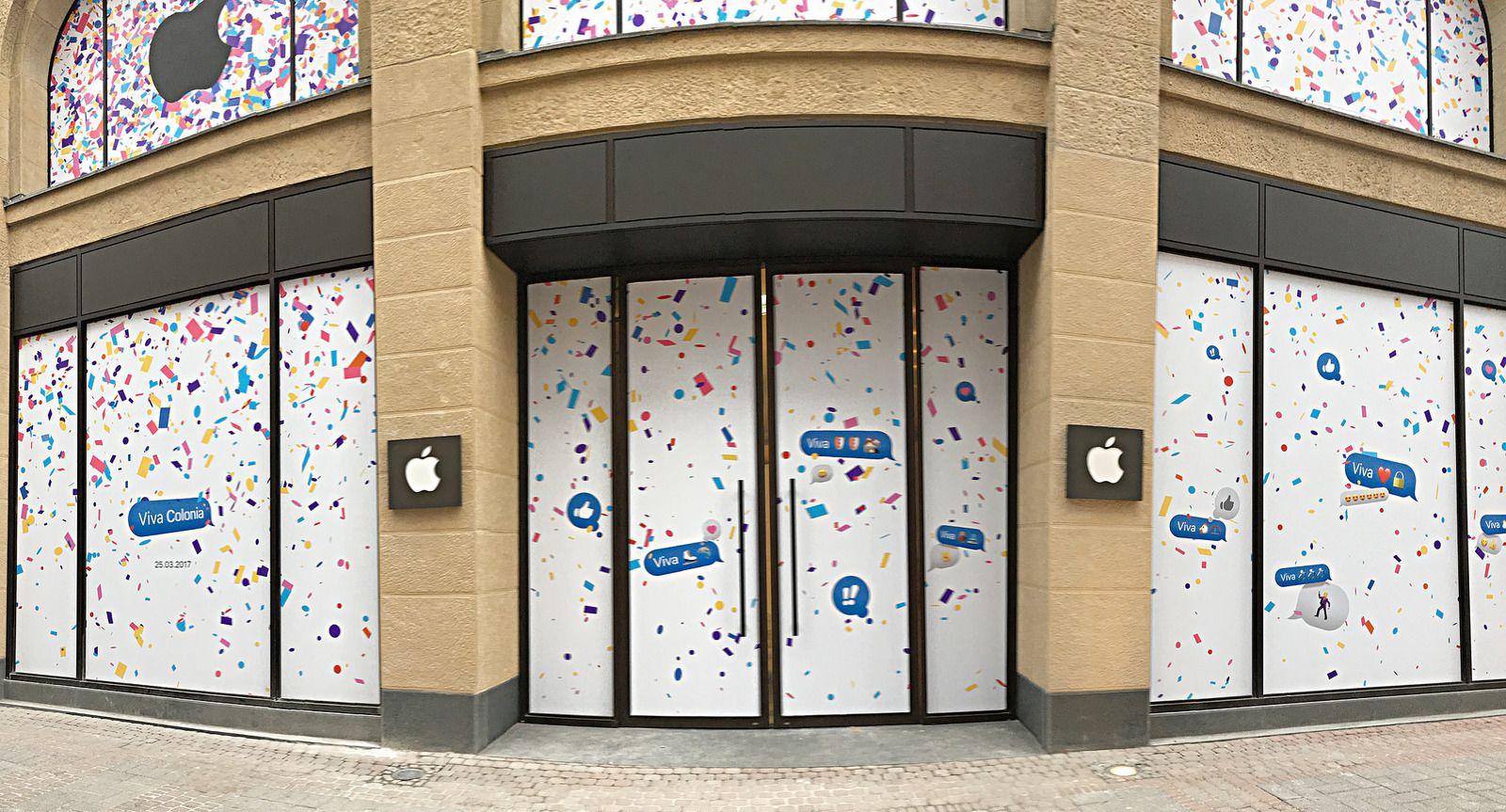 Apple Store Köln Schildergasse Eröffnung