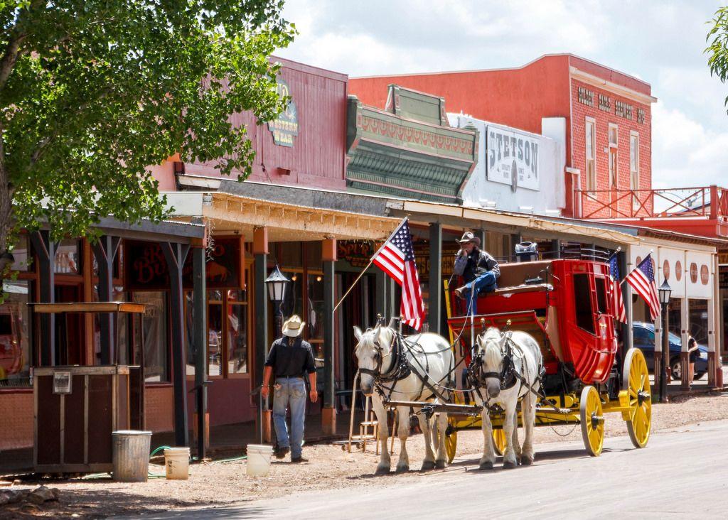 Arizona Old Town : Wild West
