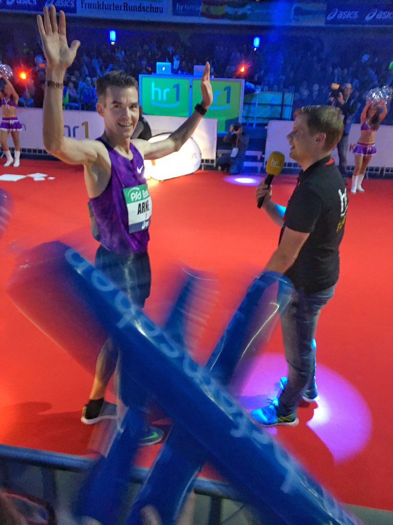 Arne Gabius hat den deutschen Rekord im Marathon