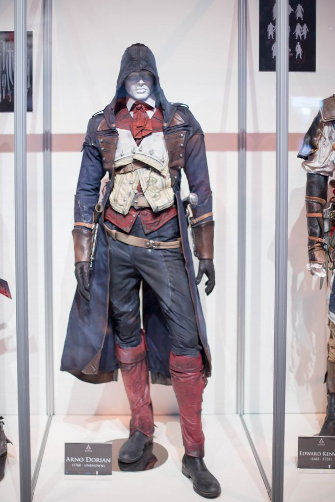 Arno Dorian Cosplay von Assassin's Creed