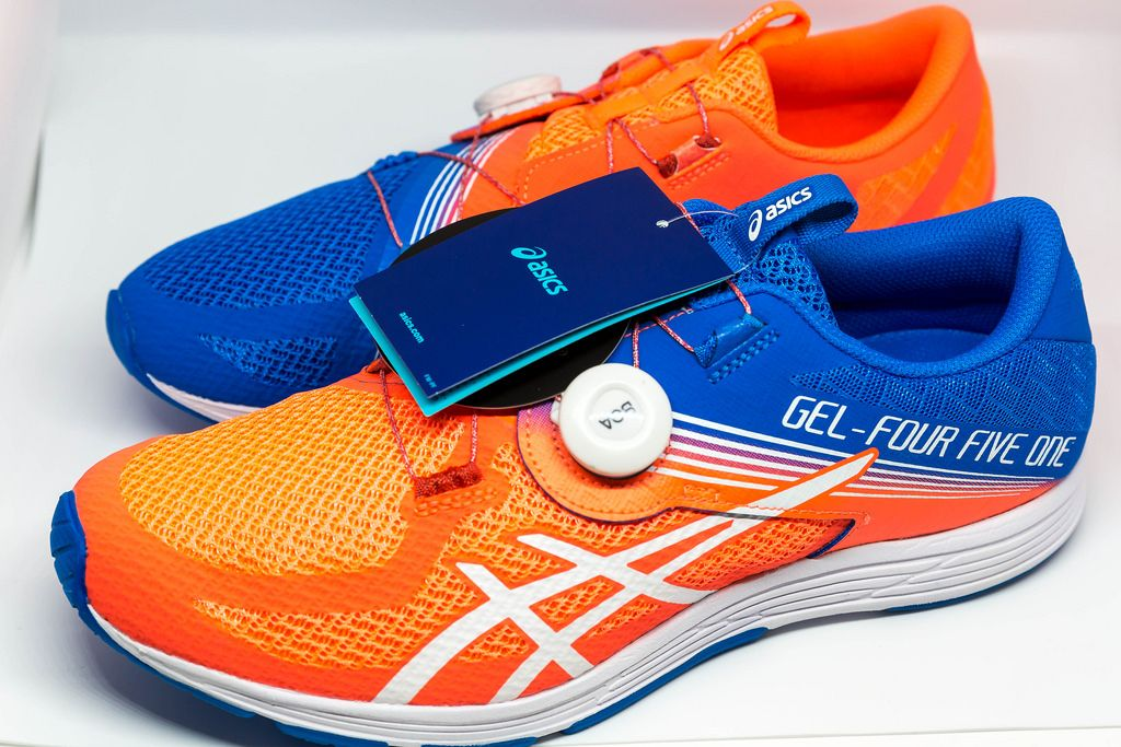 ASICS running shoes Gel Four Five One GEL-451