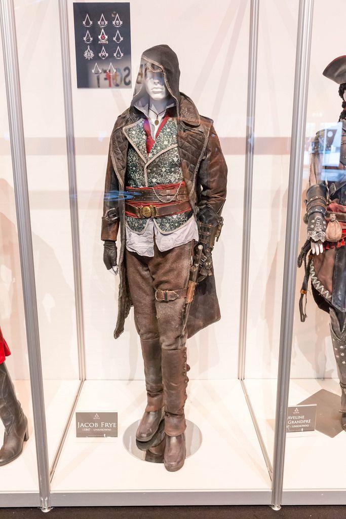 Assassin's Creed Cosplay Jacob Frye Kostüm - Gamescom 2017, Köln