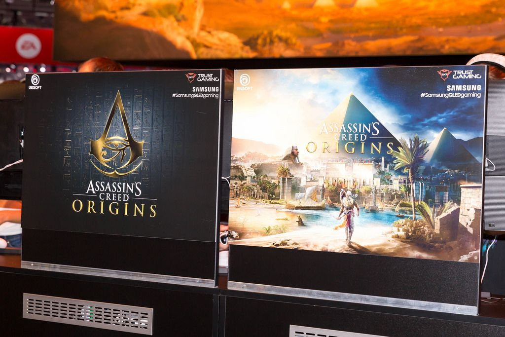 Assassins Creed Origins Gamer