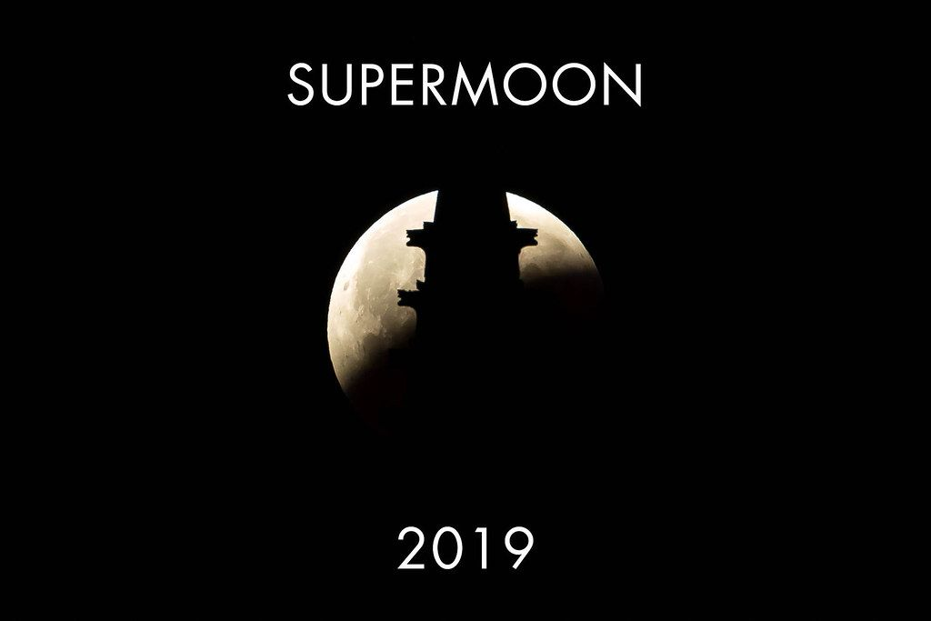Astrological Event: Supermond 2010 - Supermoon 2019