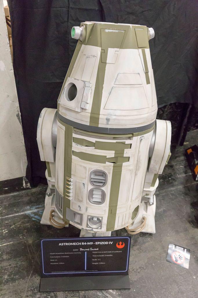 Astromech R4-M9 aus Star Wars: Episode IV