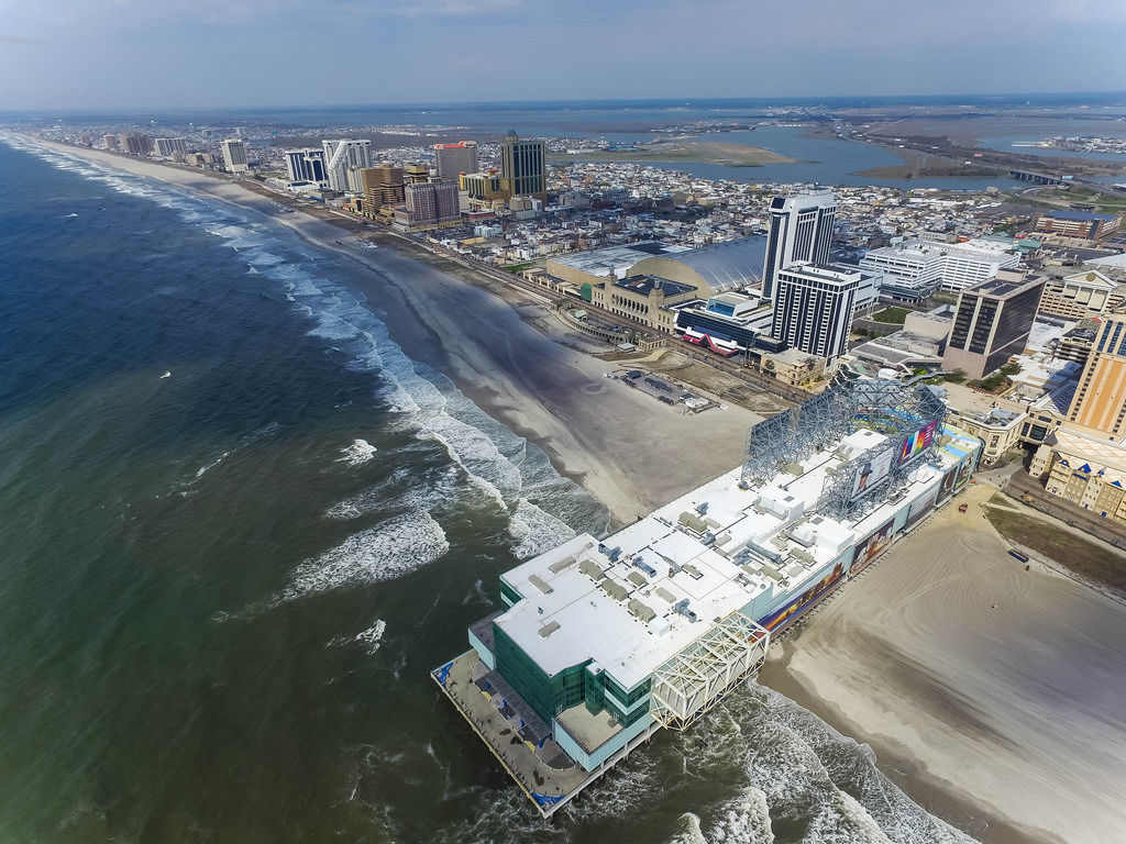 Atlantic City Aerial Photography
