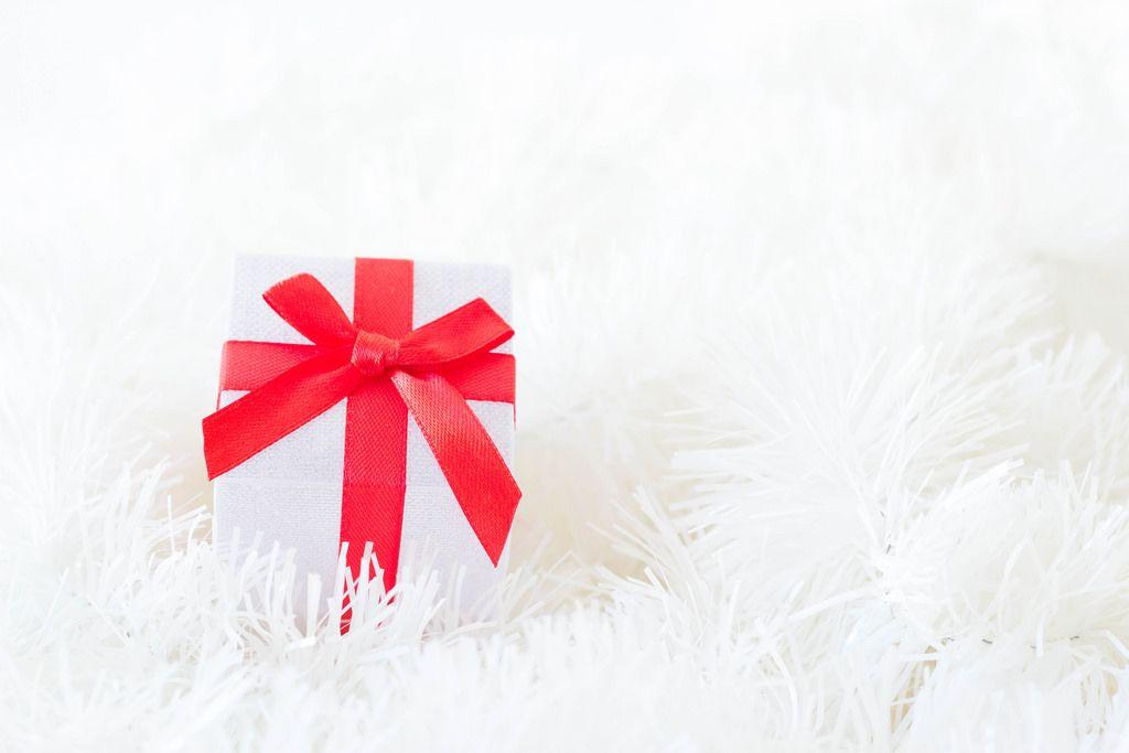 Auf deutsch übersetzen => Christmas gift< gemischt >
