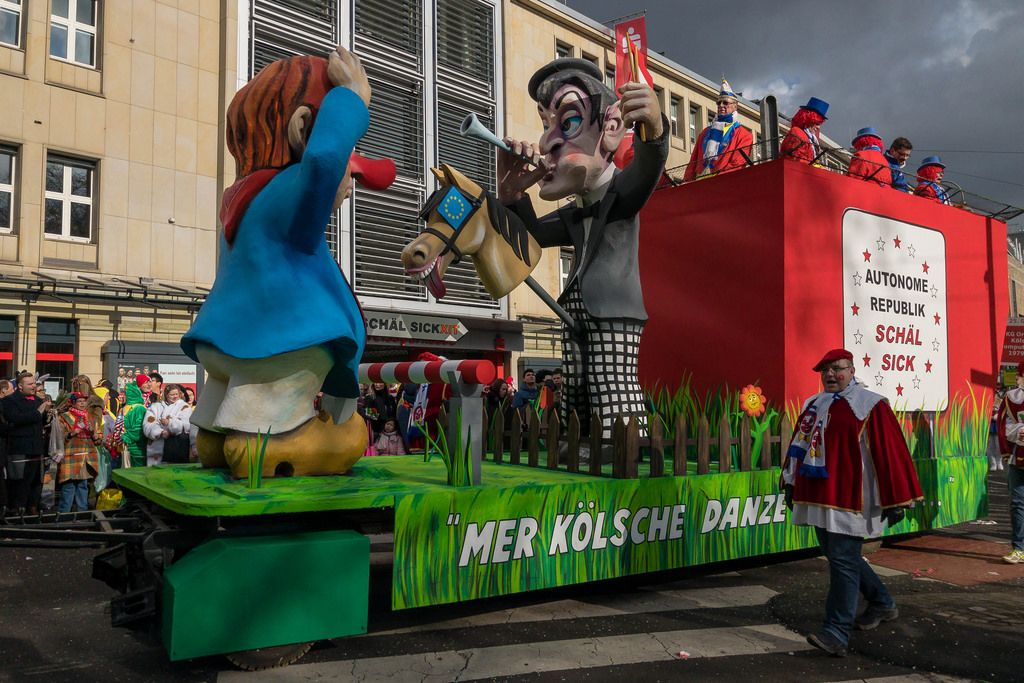 Autonome Republik Schäl Sick - Kölner Karneval 2018