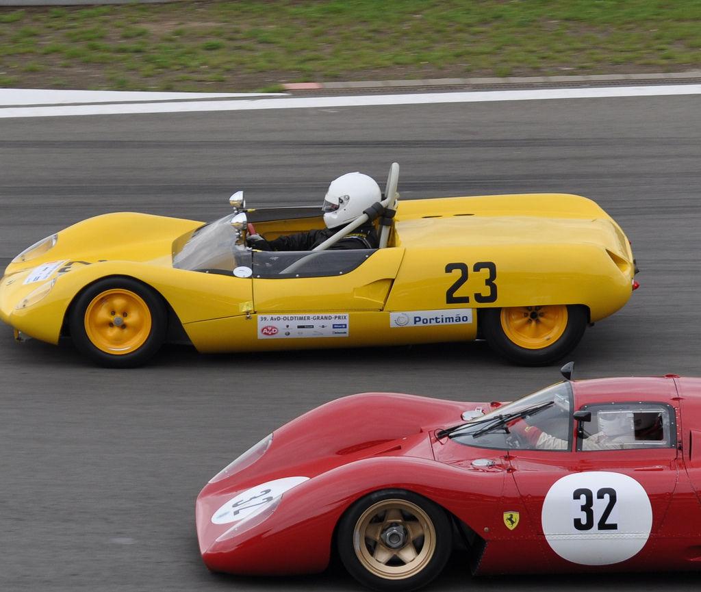 AvD-Oldtimer-Grand-Prix 2011: Ferrari