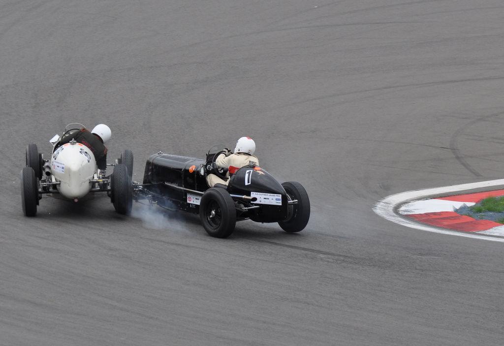 AvD-Oldtimer-Grand-Prix 2011: Unfall