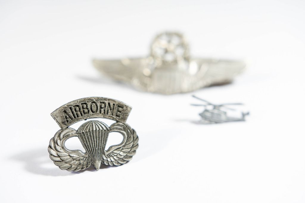 Aviator pins
