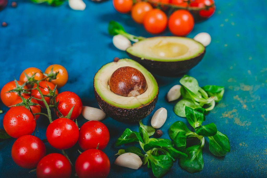 Avocado And Tomatoes (Flip 2019)