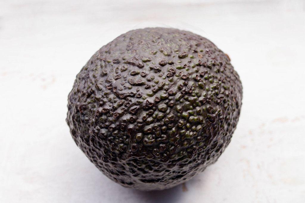 Avocado Close Up
