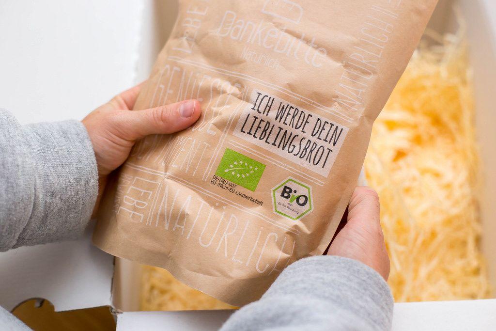 Backmischung: Bio-Dinkel-Chia-Brot