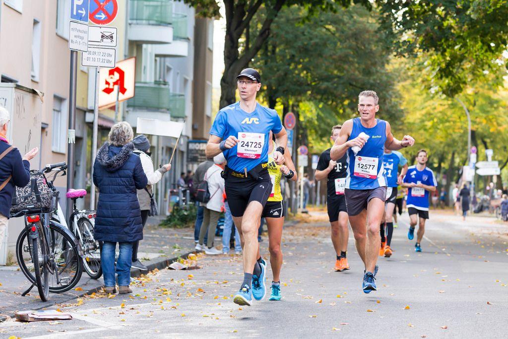 Bartelt Christoph, Sahle Markus - Köln Marathon 2017