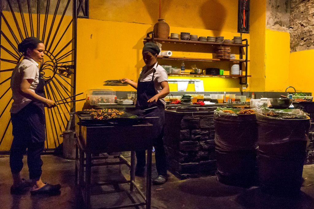 BBQ in Vietnam