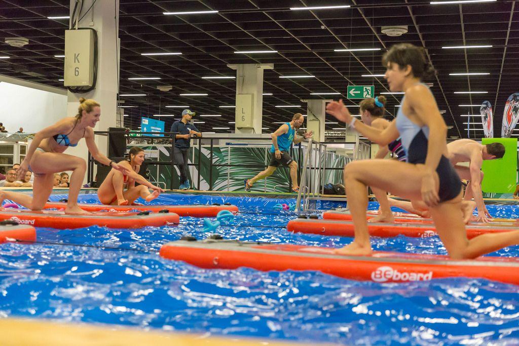 BEboard-Training - FIBO Köln 2018