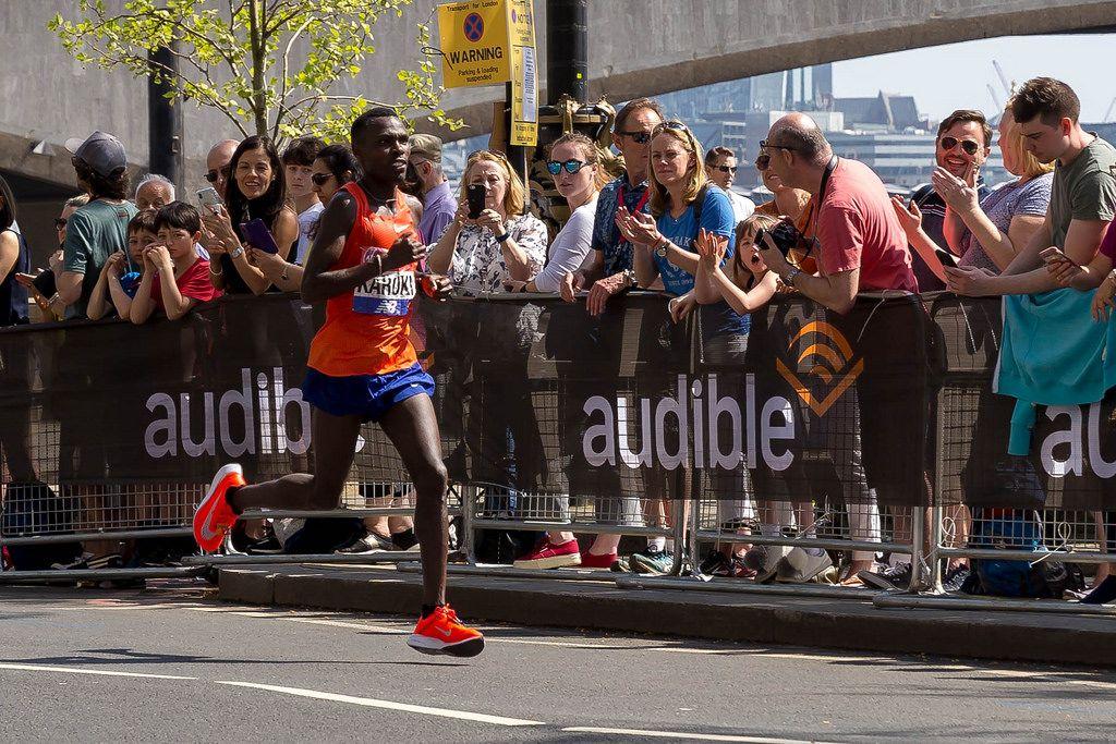 Bedan KAROKI - London Marathon 2018