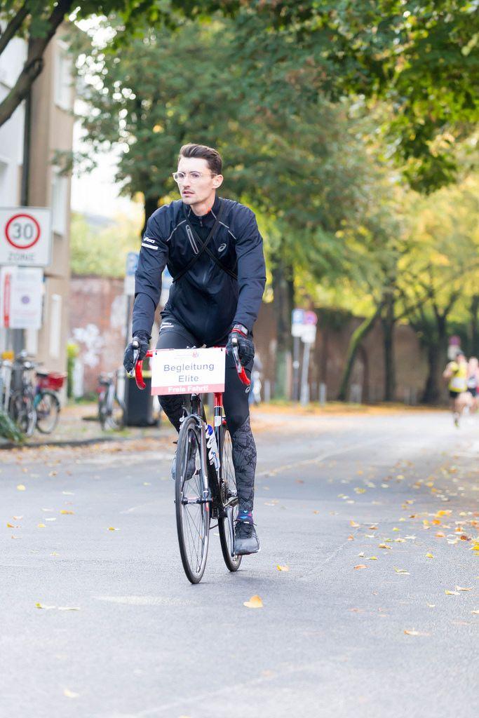 Begleitung Elite - Köln Marathon 2017