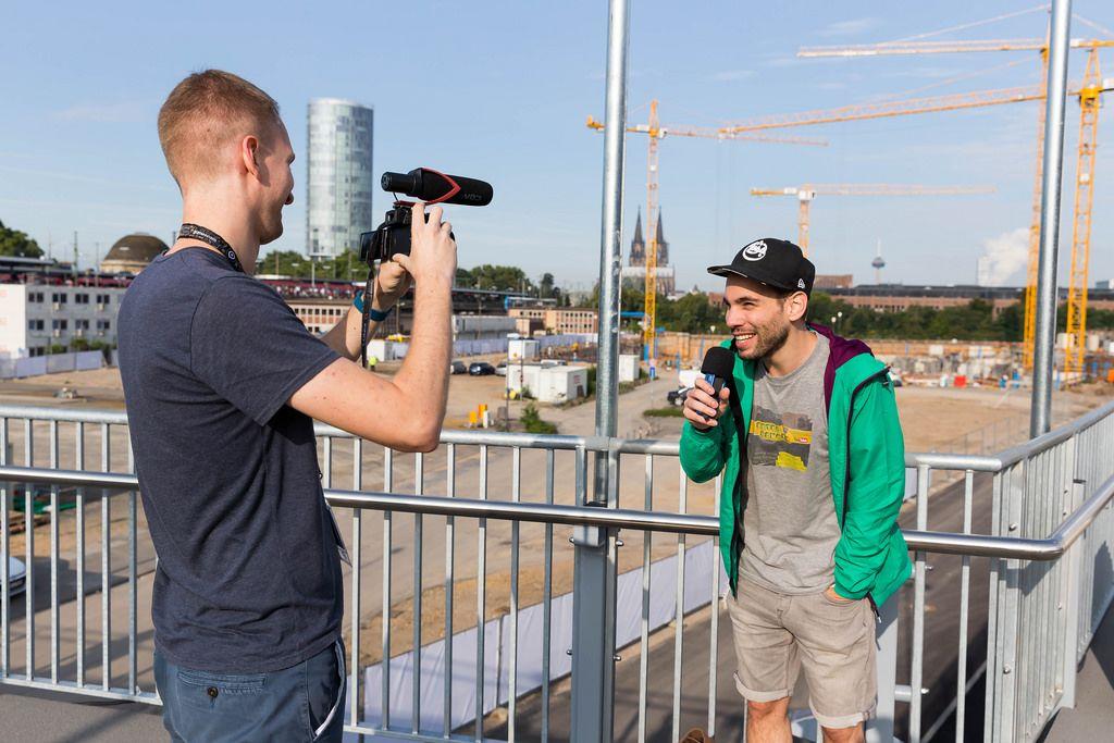 Berichterstattung - Gamescom 2017, Köln