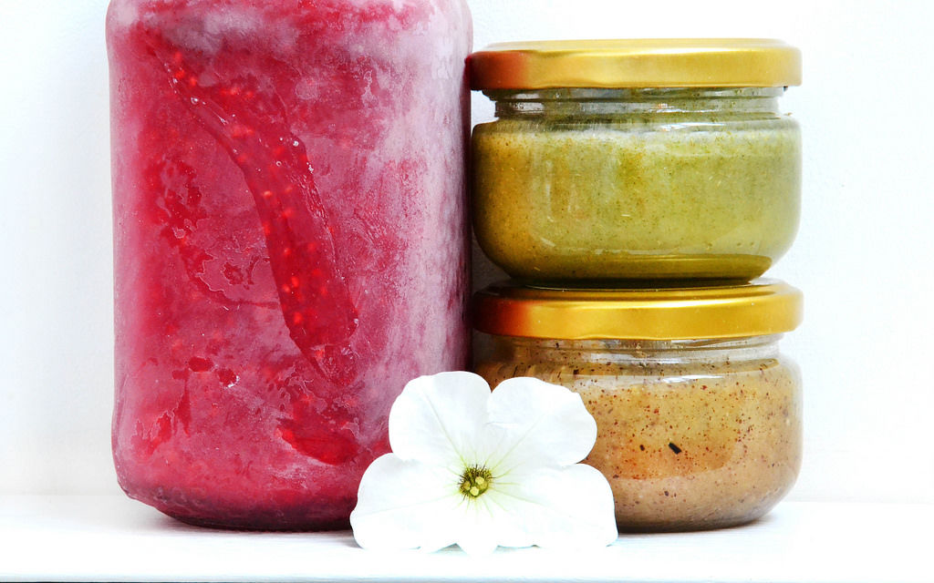 Bestände für den Winter - Marmelade & Honig