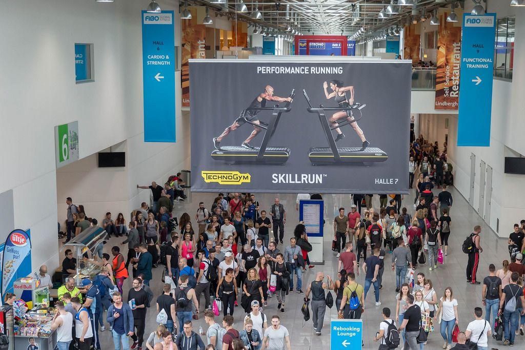 Besucher bei der FIBO Köln 2018
