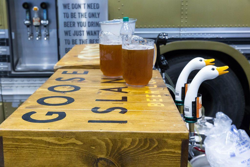 Bier von Goose Island Beer Company